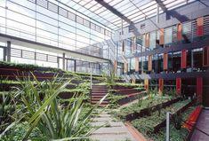 Biologische Institute - Technische Universität Dresden - Landschaftsplanung - Gerber Architekten