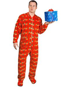 1000+ images about Christmas Footed Pajamas for Adults on ...
