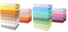 BRAND-NEW-Fitted-Plain-Dyed-CHILDREN-Bed-Sheets-Single-8-SIZES-22-COLOURS