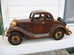 Wooden Toy Car - Bing Images