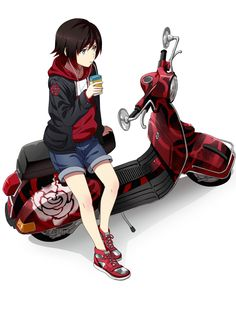 If Ruby had a bike.