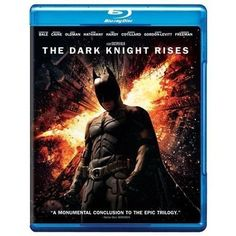 The Dark Knight Rises (2012) Blu-ray + DVD + Digital
