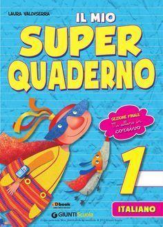 il mio superquaderno 1 italiano