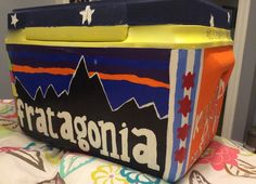 Delta Sigma Phi Fraternity Formal Cooler
