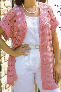 Crochet Pink Cover up Summer Beach Top Pattern Crochet Crochet Hobo Bag, Crochet Shoulder Bags, Shrug Pattern, Top Pattern, Hobo Bag Patterns, Strapless Tops, Sport Weight Yarn, Summer Patterns, Crochet Hook Sizes