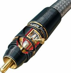 High end audio audiophile cable