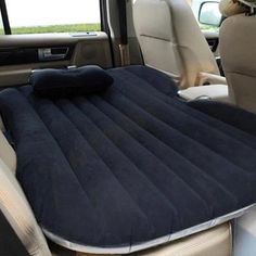 EAFC Car Air Inflatable Travel Mattress Bed Universal for Back Seat Multi functional Sofa Pillow Outdoor Camping Mat Cushion Bed Back, Back Seat, Rolls Royce, Inflatable Car Bed, Car Buying Tips, Diy Camping, Camping Ideas, Truck Camping, Motorcycle Camping