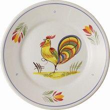 Salad Plate, Le Coq français