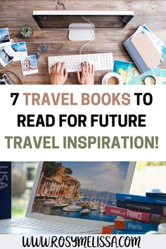 These 7 travel books are absolutely perfect to read right now for future travel inspiration! They are perfect if you are stuck at home and can't travel at the moment. Read more to find the list of Dutch and English travel books! Best Travel Books, New Travel, Future Travel, Solo Travel, Bali Travel Guide, Travel Tips, Amazing Destinations, Travel Destinations, Post Vacation Blues