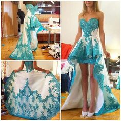 Charming Prom Dress,Sexy Prom Dress,Sweetheart Prom Dress,High Low