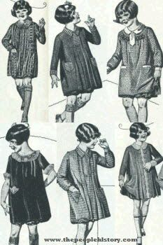 1920s Young Ladies Dresses Cheaper By The Dozen