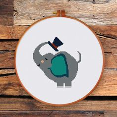 Awesome cross stitch pattern by ThuHadesign