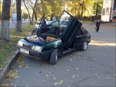 Lada Lamborghini. Be cool!!!!  #Lada #Lambo #Lamborghini #тюнинг #кастомайзинг #крутизна #самоделка #Cartale #Картель #Cartale_ru
