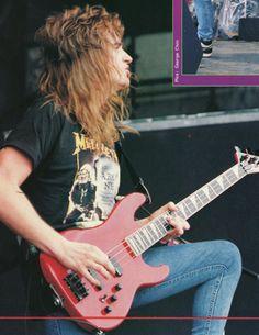 Megadeth = David Ellefson