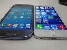 Working #iPhone6 clone