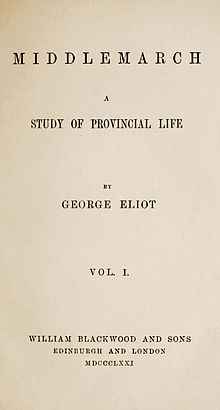 Sympathy, Love and Marriage: Effective Reform in Middlemarch