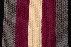 Knit-Look Crochet {Slip Stitch}