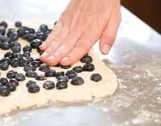 Secrets to Making Berry Scones | The Feed
