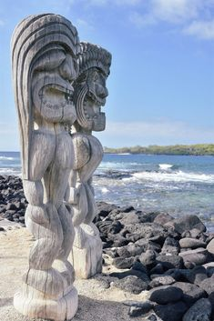 Pu'uhonua o Honaunau National Historical Park in Hawaii | Big Island Things to Do