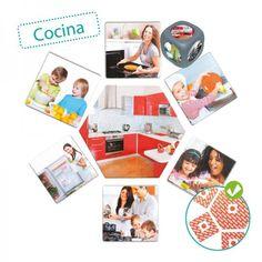 ¿Dónde estamos en la casa? Polaroid Film, Games, Learning, Dado, Rooms, Different Languages, Game Mechanics, Sensory Play, Kids Education