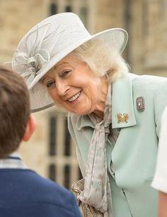 Jun 25, 2019 in RTM | Royal Hats Rachel Trevor Morgan, Amanda Lynn, Princess Haya, Us Independence Day, Religious Wedding, Folk Clothing, Princess Alexandra, Embroidered Caps, White Ombre