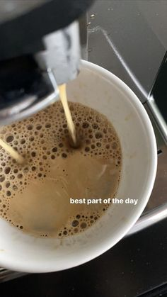 Aesthetic Coffee, Aesthetic Food, Coffee And Books, Coffee Love, Coffee Cups, Coffee Photography, But First Coffee, Instagram Story, Cravings