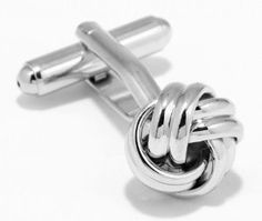 Amazon.com: Knot Cufflinks in a Nice Gift Box by Quality Stays: Clothing