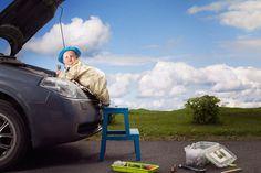 Foto a Fuoco: Creatività e Fotografia : Emil Nyström e la bambina magica!