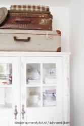 #binnenkijken #babykamer inspiratie via www.kinderkamerstylist.nl