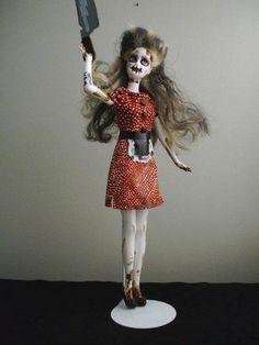 Nadia G..the Bitchin Kitchen zombie