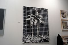 """Palm tree 001"" Fernando M. Romero. Feria Estampa 2015 Madrid. #ArtFair #ArteContemporáneo #ContemporaryArt #Art #Arte #Arterecord https://twitter.com/arterecord"
