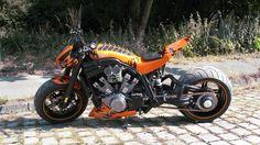 VMAX Custom Streetfighter