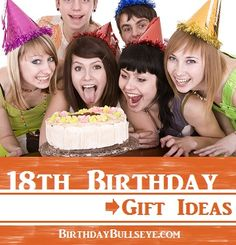 nice All Time Best 18th Birthday Gift Ideas