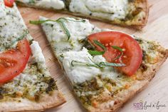 White Pizza by Food n' Focus, via Flickr