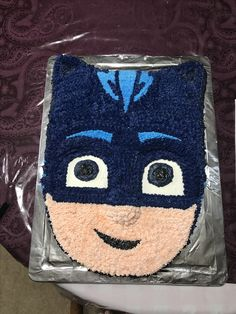 Catboy birthday cake