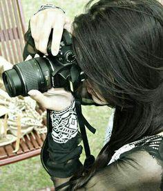 Camera + Girls = Grate Combination 😊