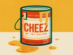 Snacks Quarterly / CHEEZ BY THE GALLON
