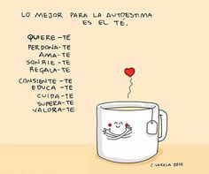 """¡Buenos días! COmenzamos la mañana en @COcreaSocial con una buena taza de """"te""""!!!"""