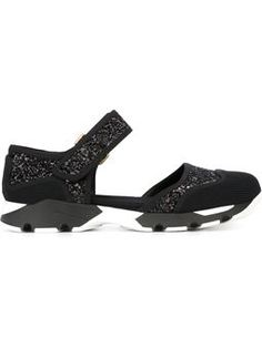 neoprene glitter sandals  $674 #Farfetch #shopping #DesigerClothing