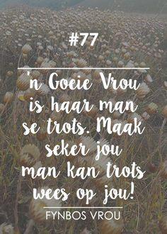 Man Se, Afrikaans, Positive Quotes, Positivity, Messages, Type 3, Inspiration, Christian, Facebook