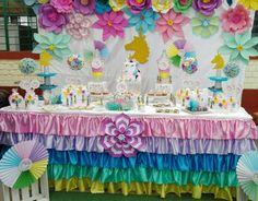 Resultado de imagen de fiesta unicornio