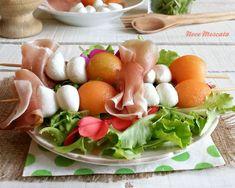 Spiedini di melone speck e mozzarella | Noce Moscata | Bloglovin'