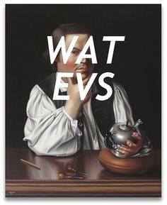 Paul Revere: Whatever by Shawn Huckins in Contemporary art