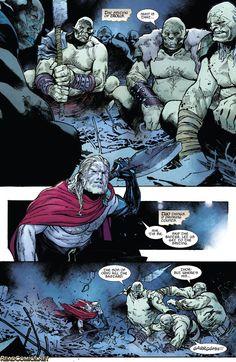 The Unworthy Thor (2016-) 1 Page 9