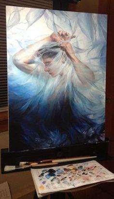 The best 16 good pix for Akiane Kramarik Paintings Of Angels photo gallery updated March Feel free to use Akiane Kramarik Paintings Of Angels images for public communities. Akiane Kramarik Paintings, Angel Images, Prophetic Art, After Life, Heart Art, Christian Art, Artist Art, Artsy, Illinois