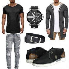 stylische outfits für jungs
