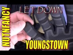 Youngstown Gloves Let Down by Nutnfancy