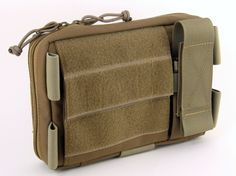 This is just a sweet admin pouch! ZULU Nylon Gear Mega Admin Pouch - MOLLE Compatible Admin Pouch
