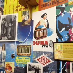 Budapest, Hungary... #wartime #branding #propaganda #communism