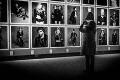 Karl Lagerfield, Paris Photo 2012.